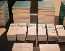 Lançamento do livro 'Conversas sobre uma Ficção Viva'